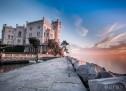 Location da Favola fra Sogno e Realtà Il Castello di Miramare a Trieste