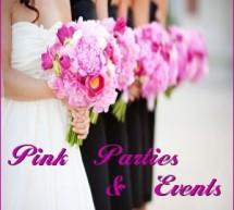 La nascita di una nuova Agenzia di Wedding & Events Planner a Roma Pink Parties