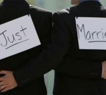 MANTOVA SPOSA I GAY: DAVANTI AL CASTELLO DI SAN GIORGIO IL MAXI MATRIMONIO SIMBOLICO