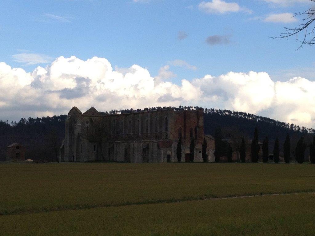 Abbazia di San Galgano - Siena
