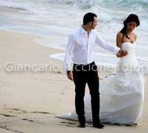 A piedi nudi..verso il si' … sposarsi in spiaggia